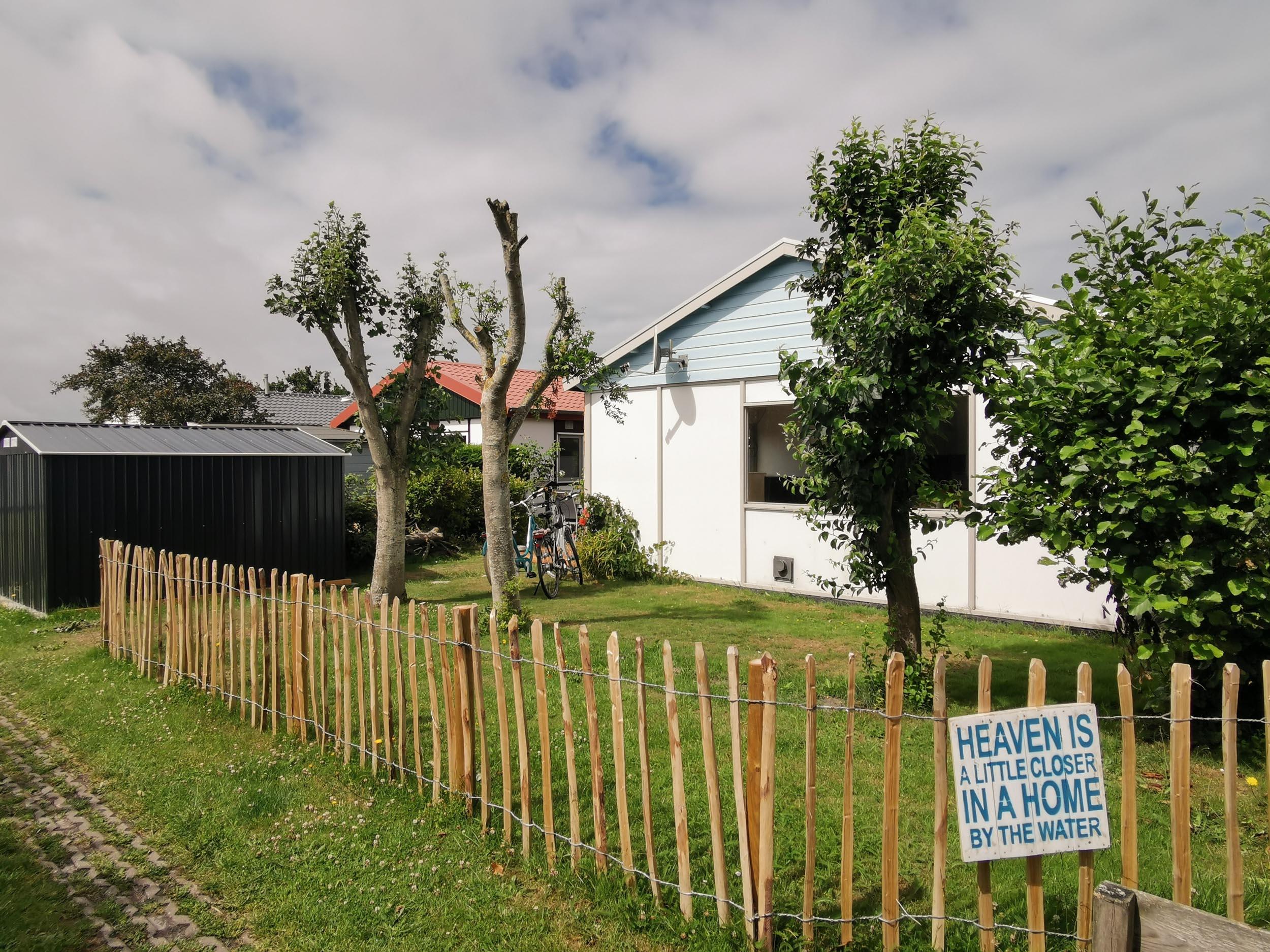 Ferienhaus Nordholland Sint Maartenszee Gartenseite