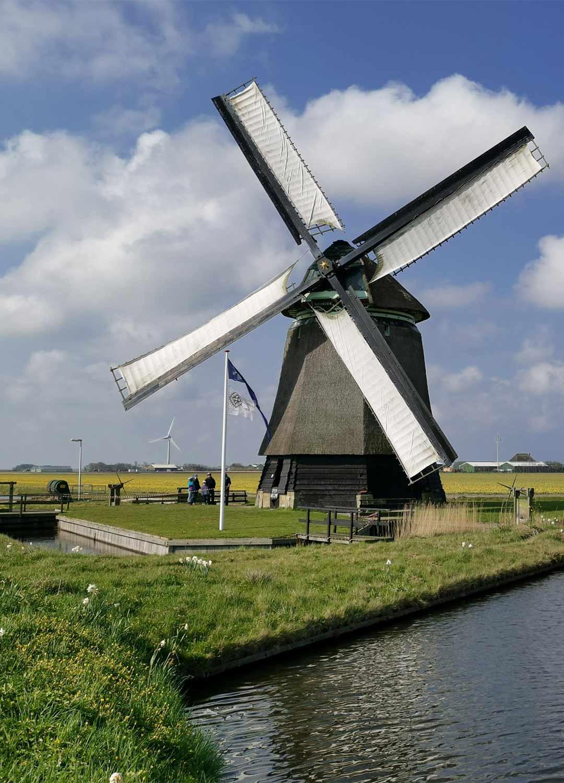 Mühle bei Tuitjenhorn