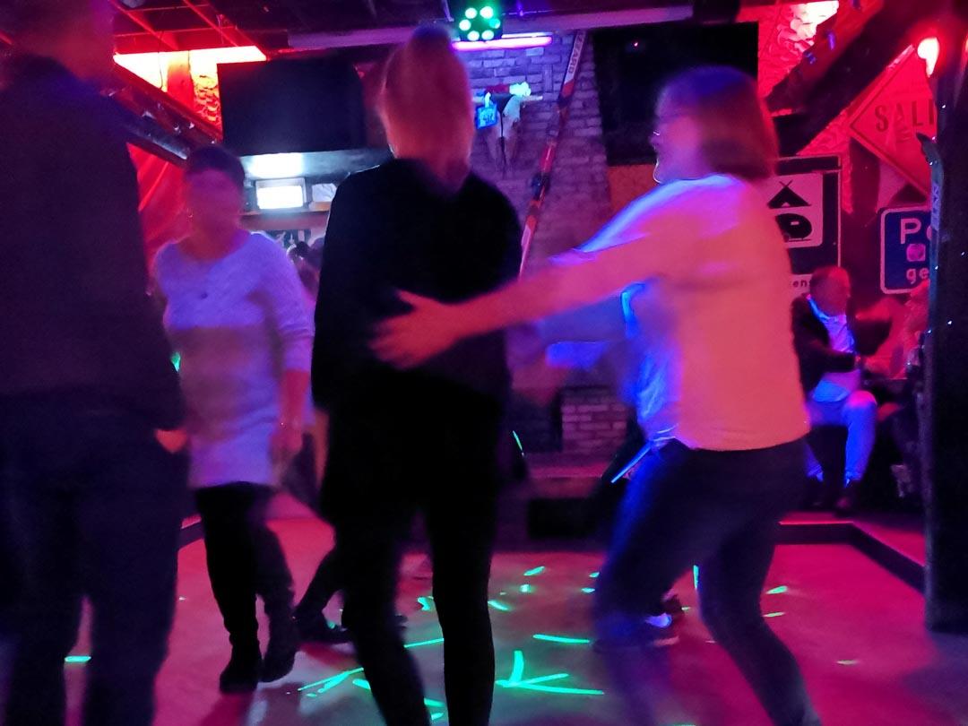 Dansen bij Franssen Tanzen