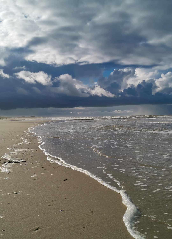 Strand bei Camperduin
