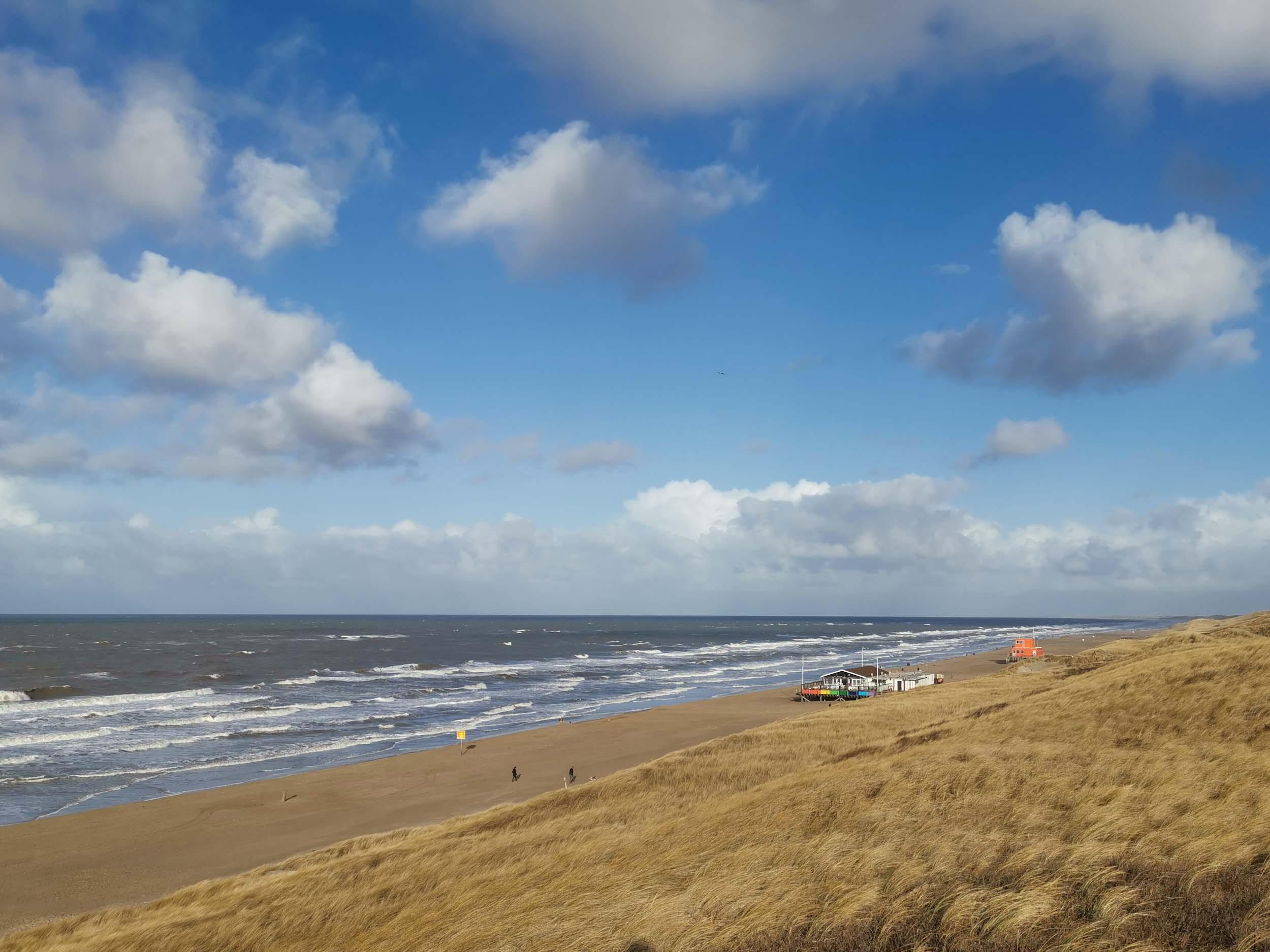 Strand bei Callantsoog