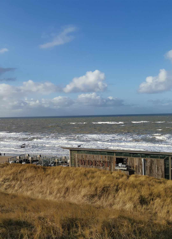 WOEST Strandpavillon bei Callantsoog