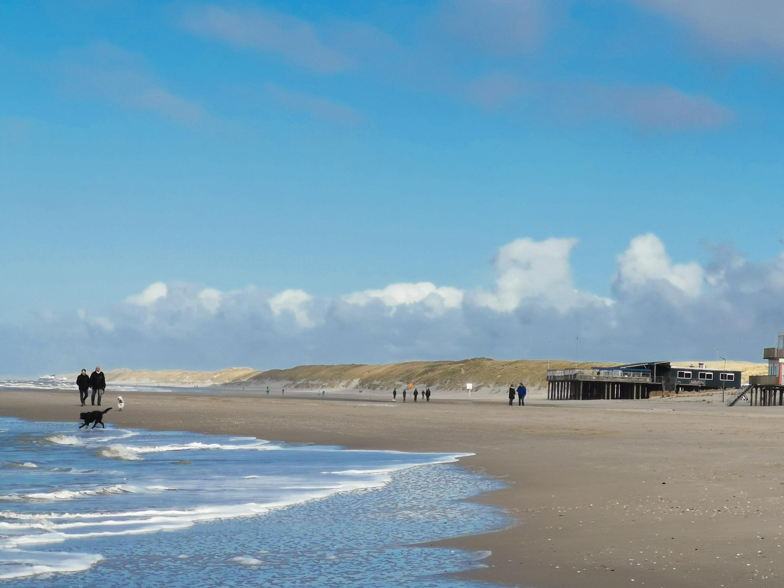 Strandpavillon Noord
