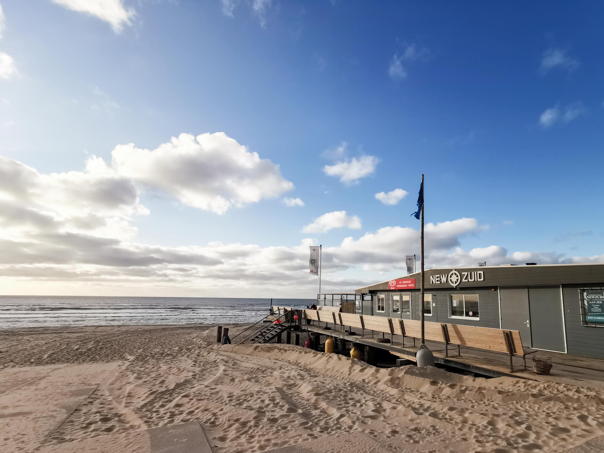 Strandpavillon New Zuid