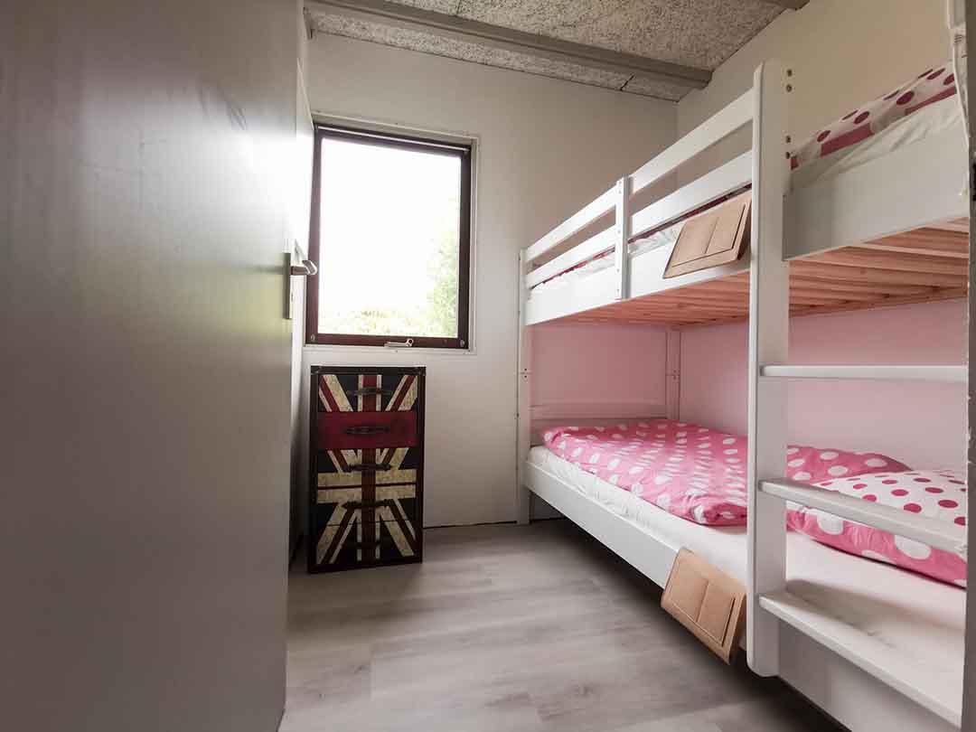 Schlafzimmer 3 Ferienhaus Sint Maartensvlotbrug Nordholland