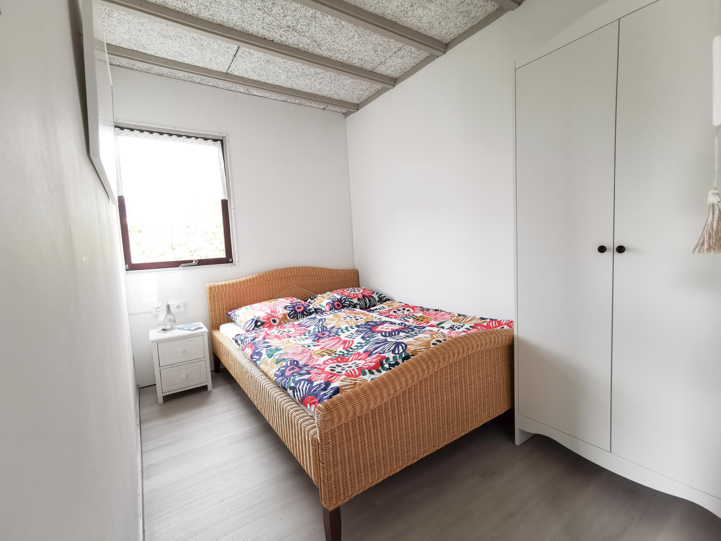 Schlafzimmer 2 Ferienhaus Sint Maartensvlotbrug Nordholland