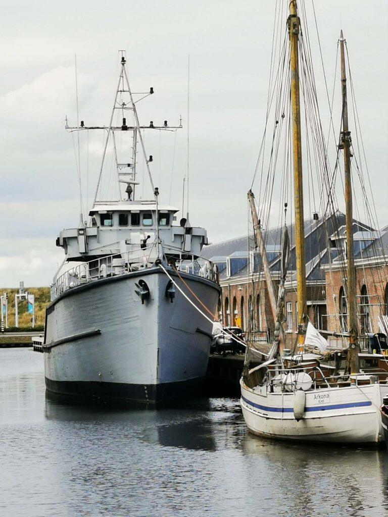 Museumshafen Den Helder