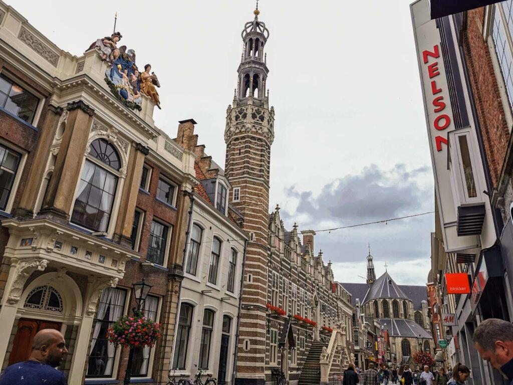 Amsterdam Kaufmannshäuser