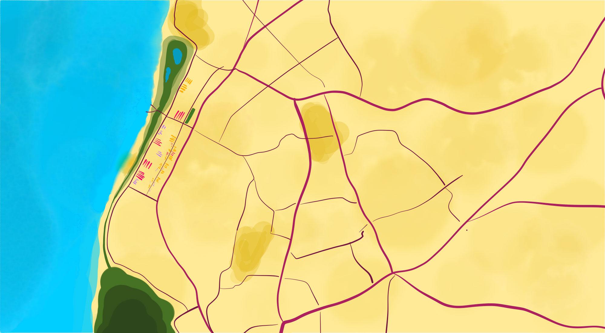 kopvanholland map detail